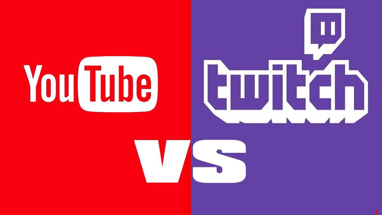 Which is Better? Streaming on Youtube or Twitch? - YouTube