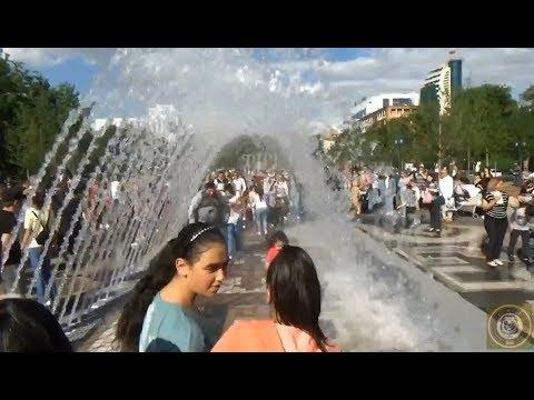 Новый Парк в Ереване в честь 2800 летия.часть 2