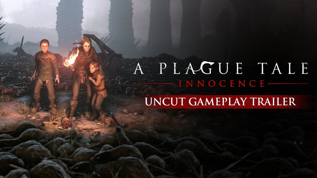 [GAMESCOM 2018] A Plague Tale: Innocence - Uncut Gameplay Trailer