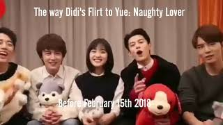 Dylam Wang & Shen Yue Time Line Love Story (Part 4)