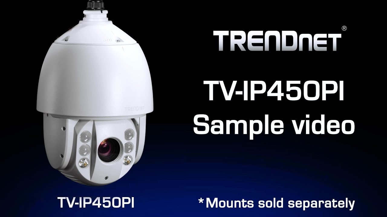 TRENDnet TV-IP450PI v1.1R Network Camera Drivers (2019)