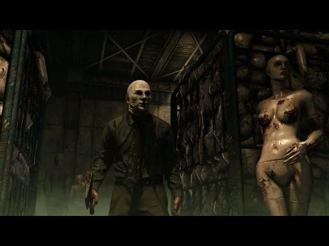 The Evil Within Full Movie All Cutscenes Cinematic