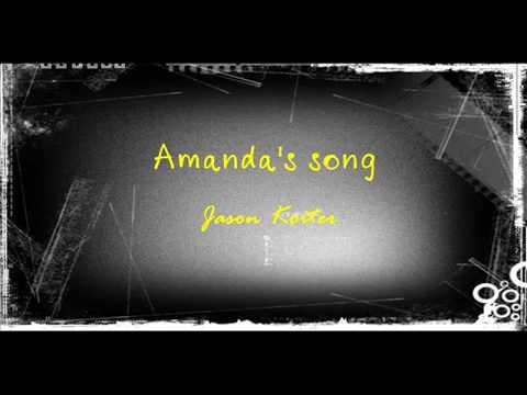 แปลไทย [Kara] Amanda's song - Jason Koiter