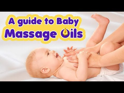 Baby Massage Oils Which One Is Good For Your Child Youtube