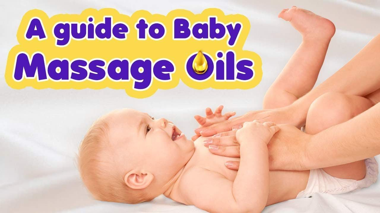 Top 8 Baby Massage Oils - Choosing Right One for Your Baby