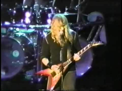Megadeth - Trust (Live In Phoenix 1997)