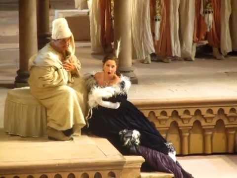L'italiana in Algeri - Oh, che muso, che figura... Va sossopra il mio cervello