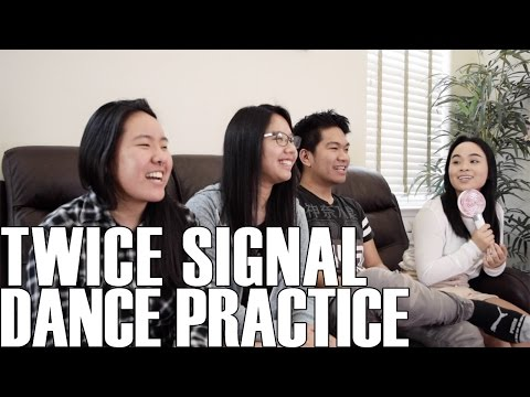 Thumbnail: TWICE (트와이스)- Signal Dance Video (Reaction Video)