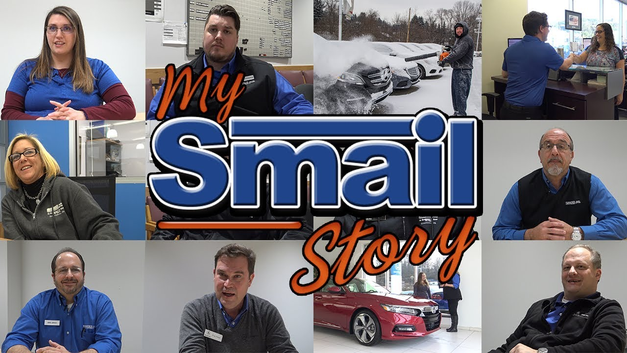 Build a Career with Smail Auto Group