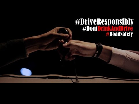 #DriveResponsibly | Don't Drink and Drive