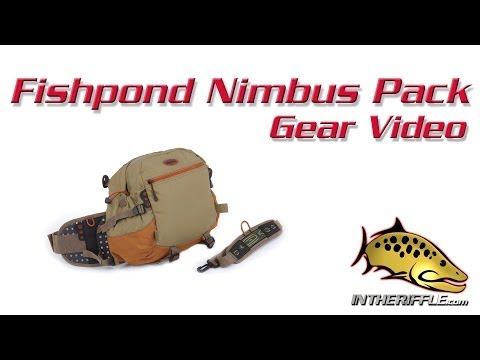 Fishpond Nimbus Fly Fishing Guide Pack