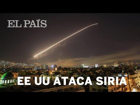 EE UU, Reino Unido y Francia atacan Siria | Internacional