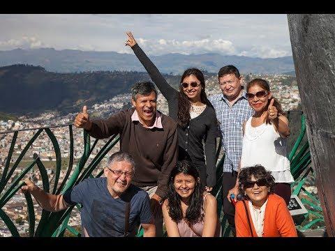 Trip to Ecuador.  Part one : Quito