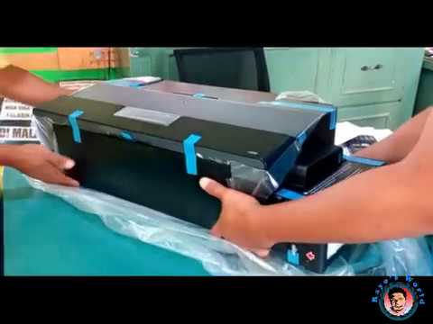 EPSON L1300 A3 PRINTER │UNBOXING