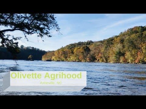 Olivette Agrihood In Asheville, North Carolina