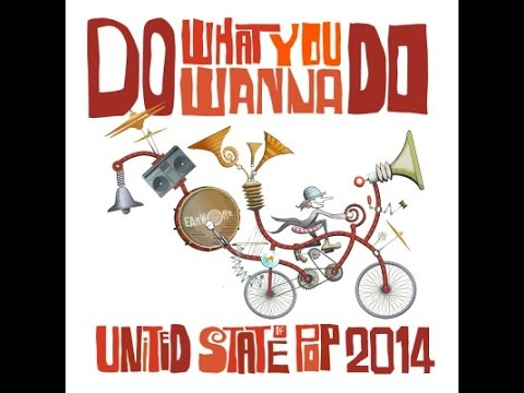 DJ Earworm Mashup - United State of Pop 2014 Do What You Wanna Do - Official Video 1 Hour Version