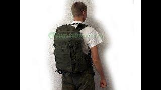 Обзор рюкзака SIVIMEN T AD: тактический рюкзак от StbaoS