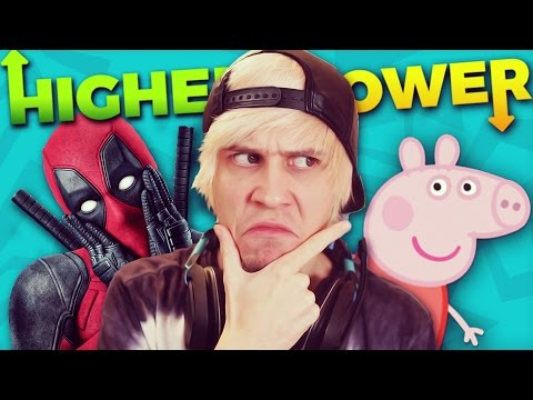 Thumbnail: DEADPOOL O PEPPA PIG? | Higher or Lower