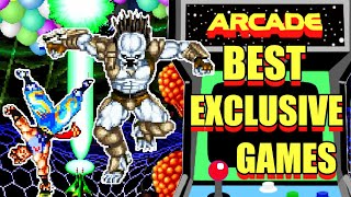 Best ARCADE Exclusive Games