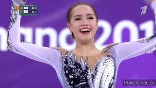 Клип Alina Zagitova От девочки из Ижевска до Олимпийской чемпионки All the Right Moves