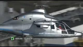 Revista OQ - Helicóptero X3 Híbrido da Eurocopter Thumbnail