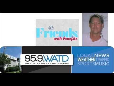 The Outreach Program on Friends with Benefits with Brian Stratton - 11/6/2013