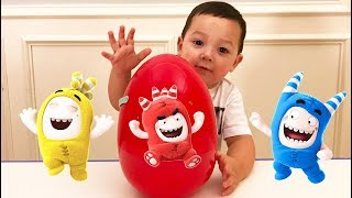 Oddbods Surprise Toys for Joey