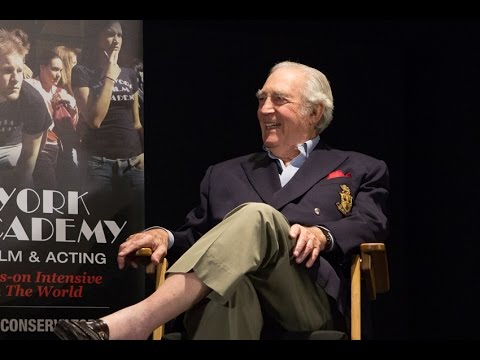 Discussion with Actor James Karen at New York Film Academy