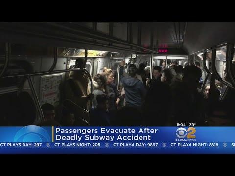 Man Killed By Greenwich Village Subway