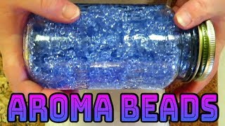 HOW TO MAKE AROMA BEADS - SUPER EASY