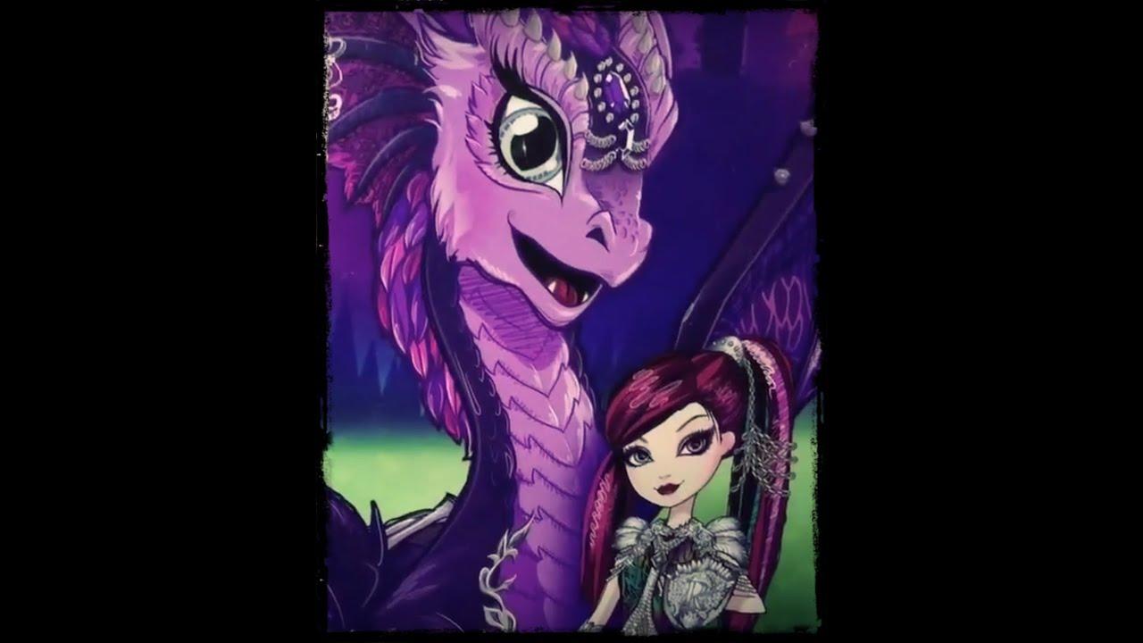 Картинки эвер афтер хай игры драконов скачать 12