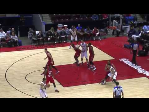 NBA D-League Gatorade Call-Up: Axel Toupane to the Milwaukee Bucks