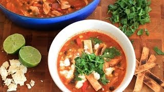 Soup recipe Chicken Tortilla Soup