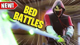 FORTNITE BED BATTLES! - NEW Mini-Game! (Fortnite LTM Creator Contest)