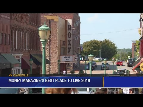 Clarksville Named 'Best Place To Live' In U.S.