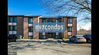 Fairfax County VA Condo at Hawthorne Village