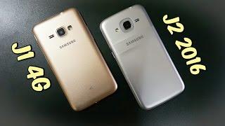 Samsung J1 4g Vs Samsung J2 2016 | Smartphone Comparison