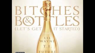 DJ Khaled - Bitches & Bottles instrumental remake (ReProd. by Snapp) KISS THE RING