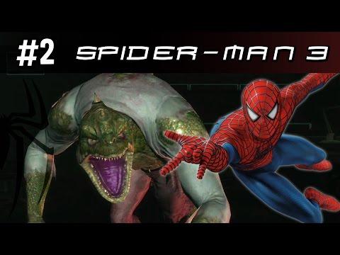 🕷 Spider-man 3 - Episode #2 - LE LEZARD - Let's Play Commenté FR