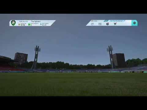 FIFA 16 trading på norsk