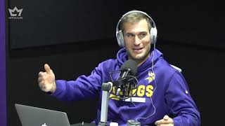 The Officialize Experience Podcast: Kirk Cousins w/ Kyle Schonewill + Adam Thielen and Tom Compton
