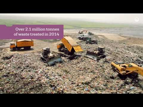 Turning waste into green energy source