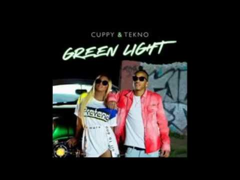 Cuppy and Tekno - Green Light (Karaoke)