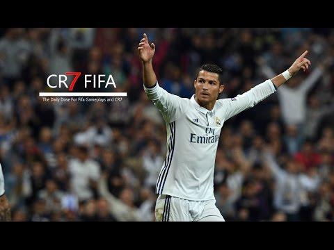 Cristiano Ronaldo vs Sporting Lisbon -Home (Champions League) 16/17 HD