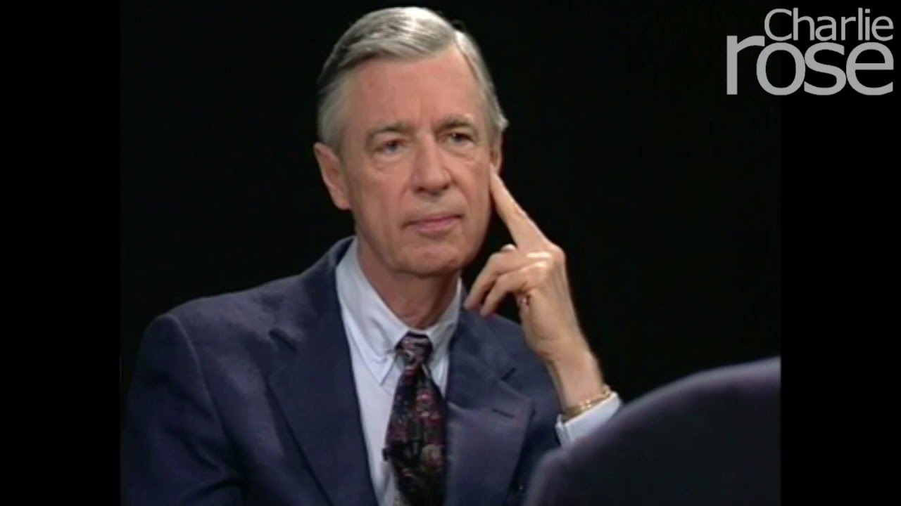 Remembering Mr. Rogers (1994/1997) | Charlie Rose