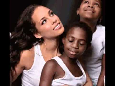 Alicia Keys - Redemption Song (with lyrics) - HD