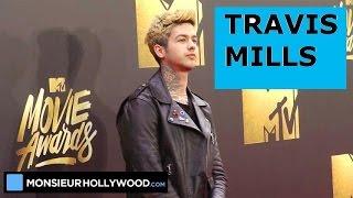 Travis Mills, mtvma, Fashion, T. Mills