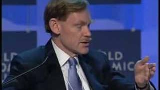Davos Annual Meeting 2005 - Keeping the Global Economy Growing