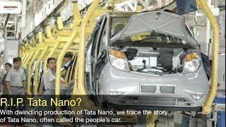 R.I.P. Nano? We trace the story of Tata Nano