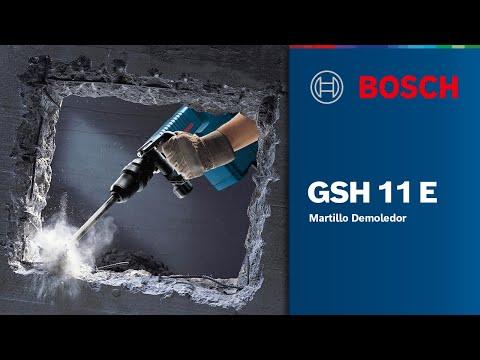 Електрически къртач BOSCH GSH 11E #djp91oHYC6M